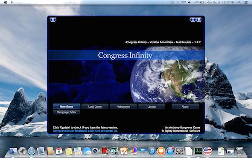 Congress Infinity